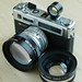 Yashica Electro 35 with Lenses by Casual Camera Collector