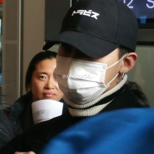 Big Bang - Beijing Airport - 31dec2015 - JangShinOk_ - 02
