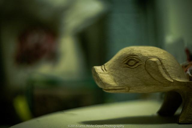 Piggy's Snout
