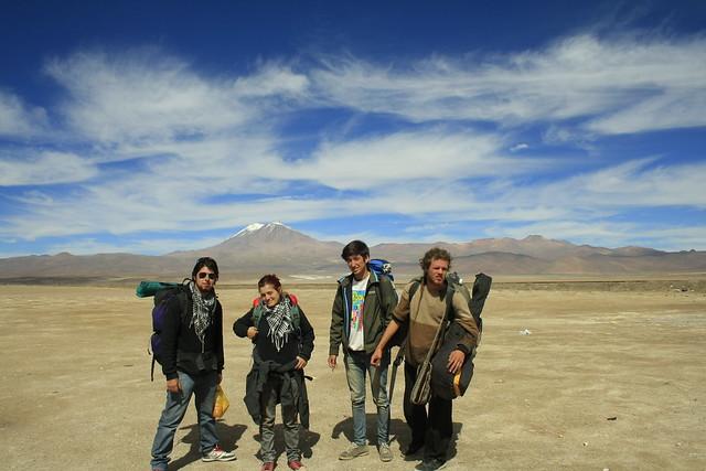 Frontera Chile-Bolivia