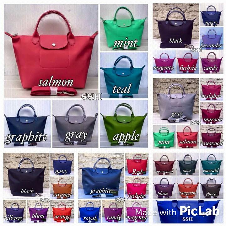 3d3bd566652b Longchamp Neo Authentic Inclusion   dust bag and paper bag…