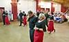 Auftritt der Trachtengruppe der Banater Schwaben Nürnberg mit einer Tango-Vorführung