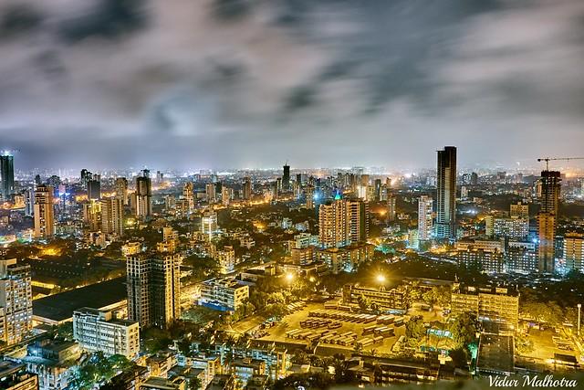 Northwards Mumbai