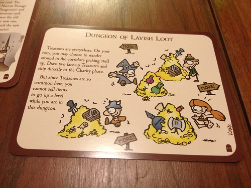 Dungeons of Lavish Loot