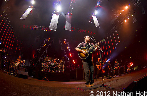 Dave Matthews Band - 12-05-12 - United Center, Chicago, IL