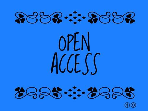 Buzzword Bingo: Open Access