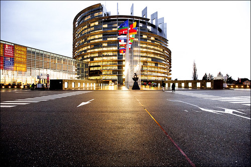 Strasbourg plenary session 10-13 December by European Parliament