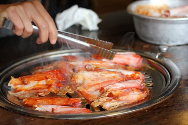 Korean Barbecue (South Korea)