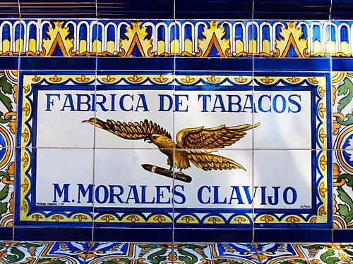Bench, Plaza de los Patos, Santa Cruz, Tenerife
