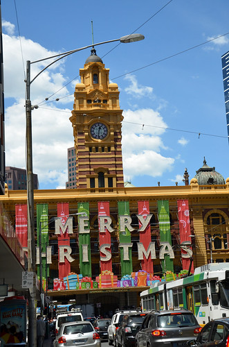 Flinders Street Station 01