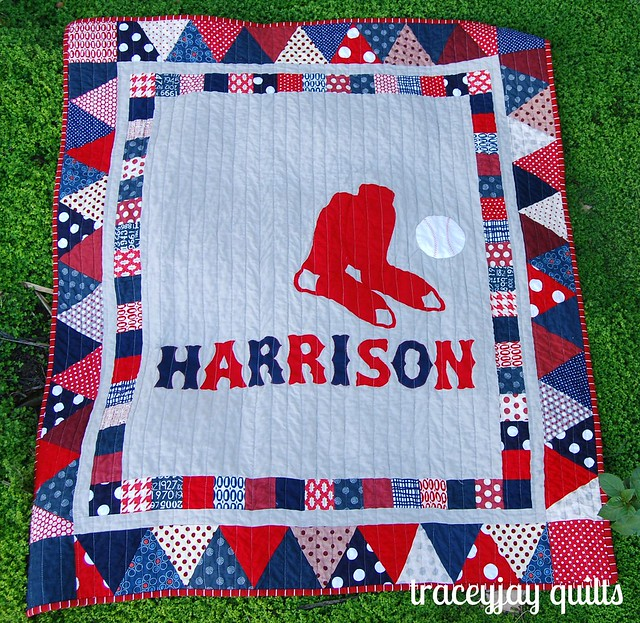 Red Sox for baby Harrison