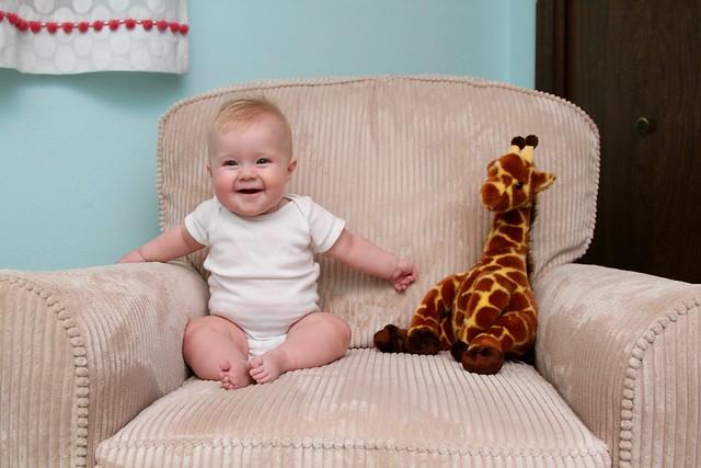 M vs Giraffe Week 27
