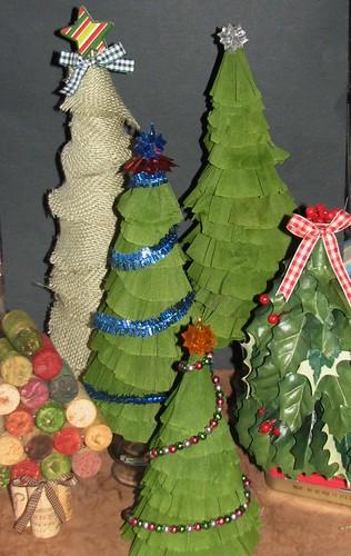 crepe paper tree 017