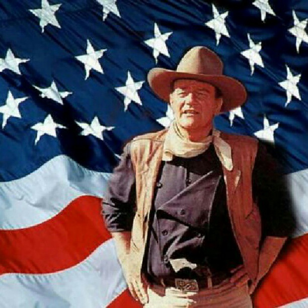 Life is hard it s even harder when you re stupid john wayne