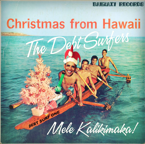 CHRISTMAS FROM HAWAII by Colonel Flick/WilliamBanzai7