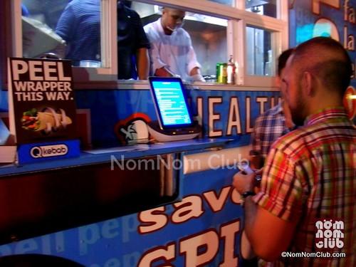 QKebab Shawarma Truck by Chef RJ Ungco