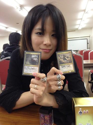GPT Yokohama - Chiba Champion : Mihara Ryo