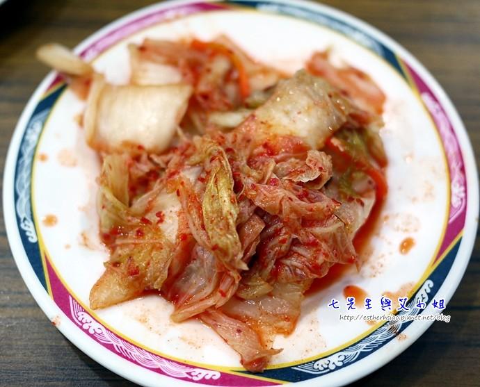 6 韓式泡菜