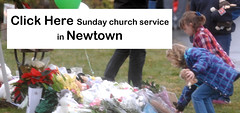 Newtown Sunday Mass
