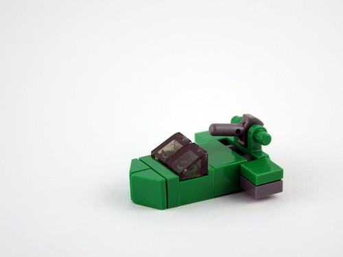 Day 17 - Flash Speeder
