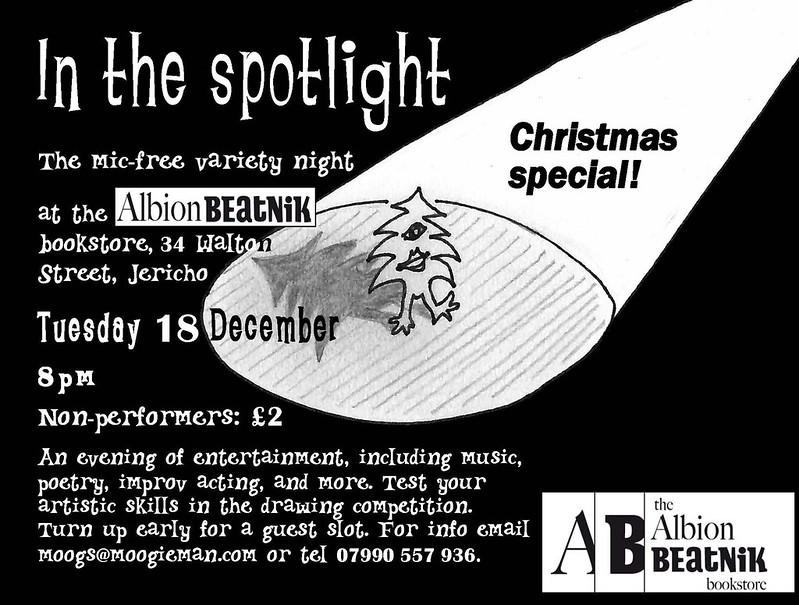 In The Spotlight 18 December 2012