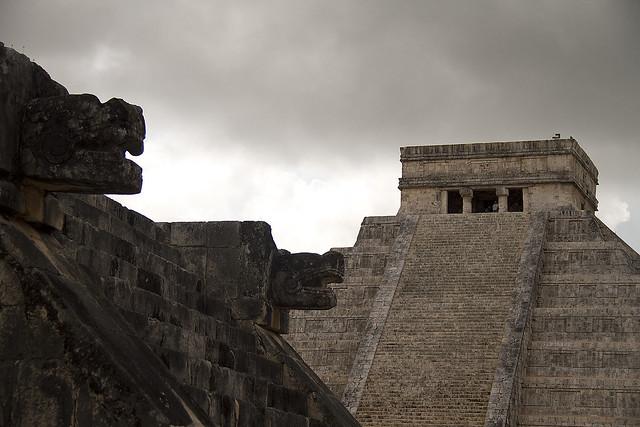 Pirámide de Kukulkán, Chichen Itza