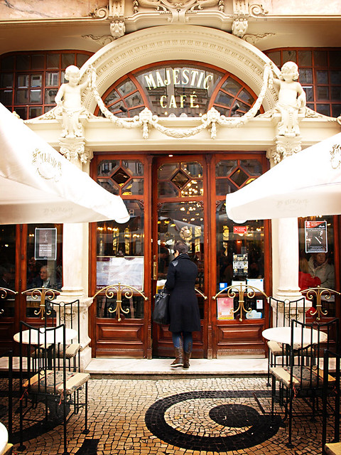 The Majestic cafe, Porto