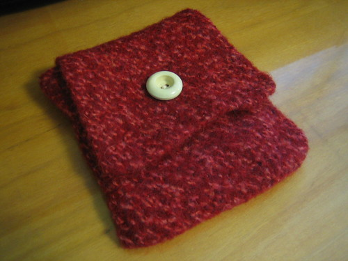 Felted Notions Bag