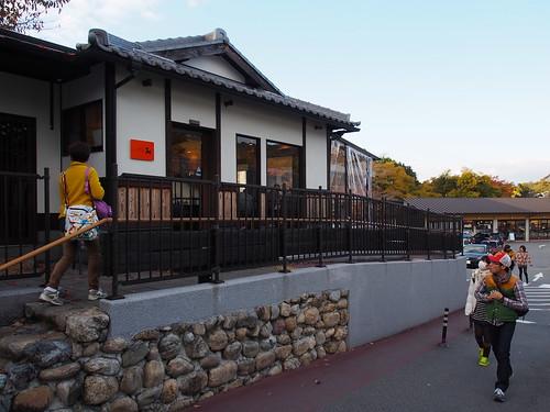 2012関西(秋) - 奈良 - Cafe i-lunga (1)