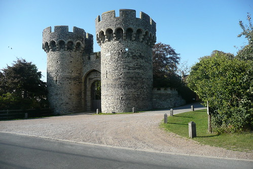 Cooling Castle Gatehouse by john47kent(Merry Christmas.Happy Holidays)