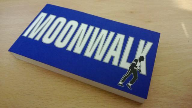 MJ Moonwalk/Thriller Flip Book