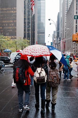 Raining by Roni G