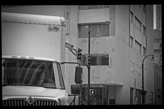 Truck Driver, Forsyth Street, Atlanta