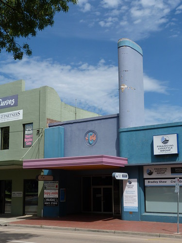 A Building in Bairnsdale
