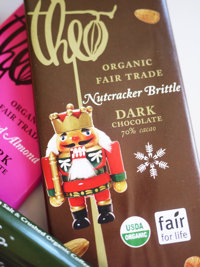 theo fair trade chocolate
