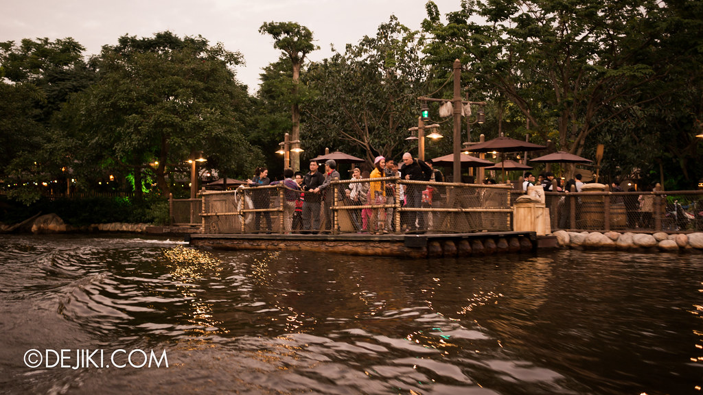Rafts to Tarzan's Treehouse