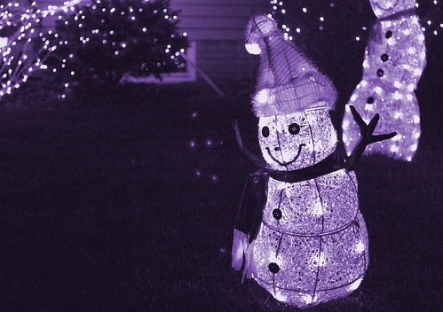 Happy Snowman