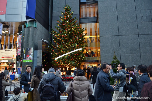 Mikimoto_Christmas_Tree