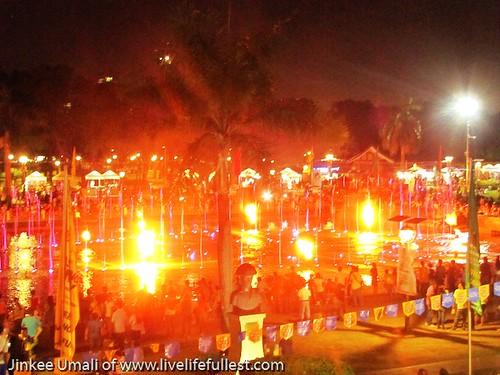 Dancing Fountain at Luneta Park