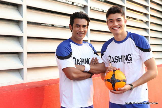 Dashing Ambassadors_Remy Ishak and Henry Golding