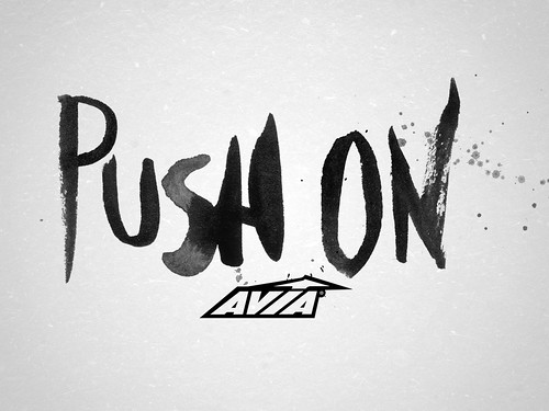 Push On // Logotype