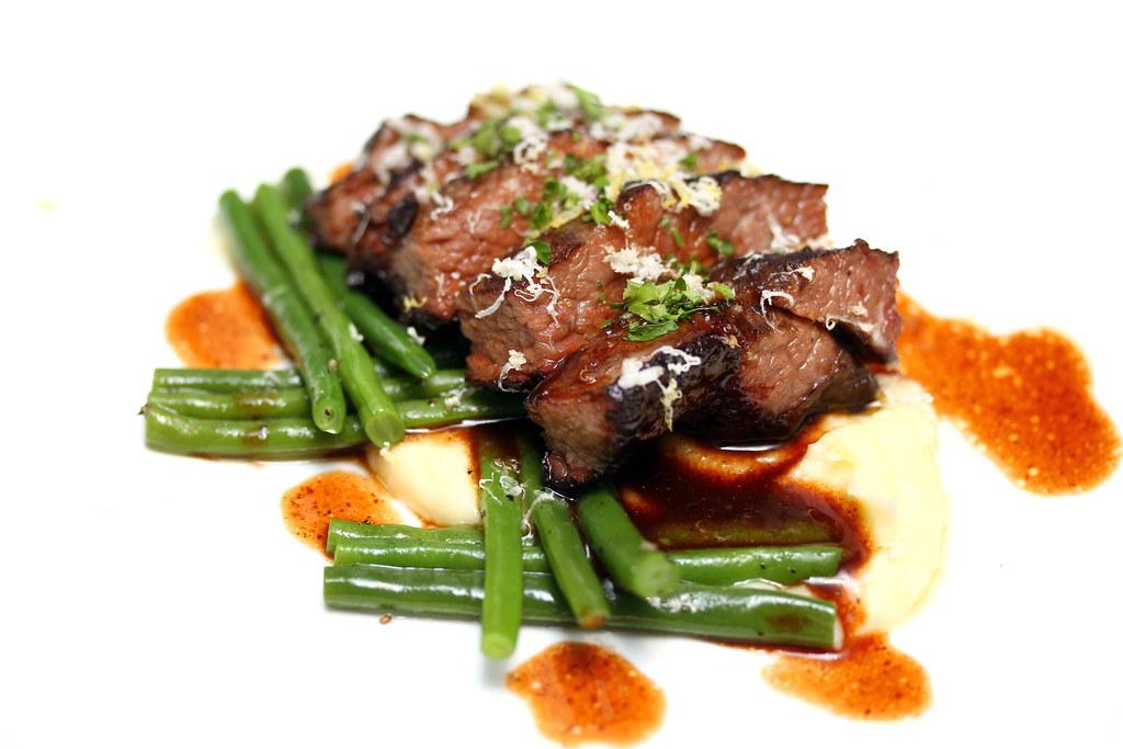 Burlamacco Ristorante: Grilled Beef Tenderloin (Filetto alla griglia)