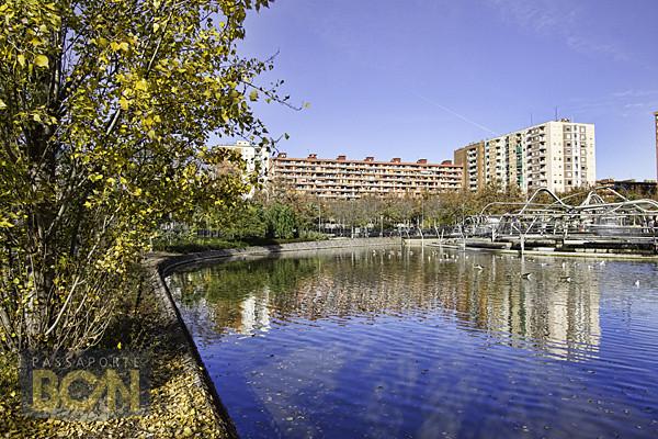 Parque Diagonal Mar, Barcelona