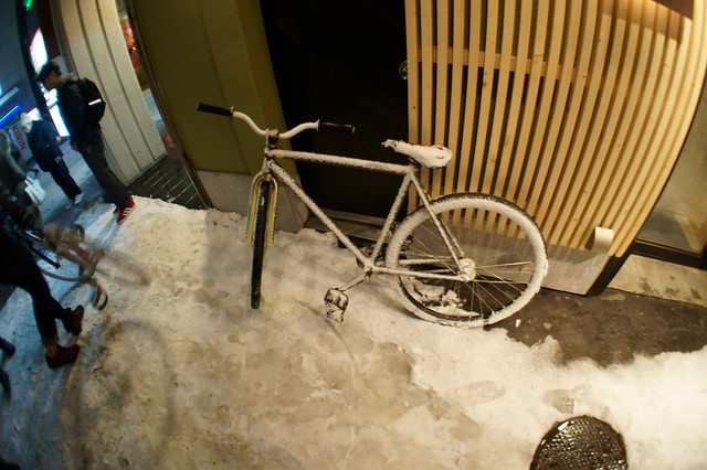 Fixed Gear in Sapporo