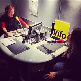 #sanspréjugés sur @FranceInfo de @SChesnel avec @NatachaQS & @GirlPower3 (diffusé le 29/12)