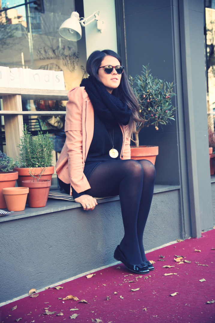 Look San Esteban + Total Black