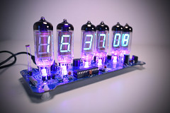 IV-11 VFD Tube Clock V1.2