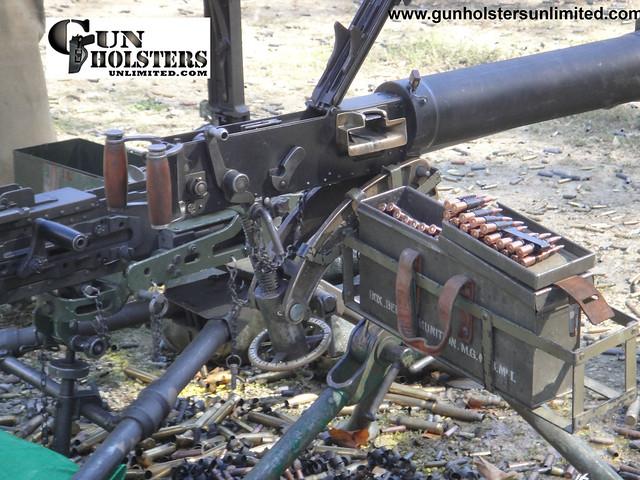 knob creek machine gun