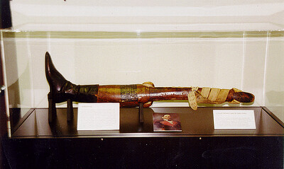 Santa Anna's Leg 2