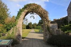 Beaulieu Abbey, Palace & Gardens 22-09-2012